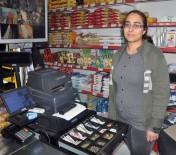 PSIKOLOJI - Marketçi Kadın Hırsızı Suçüstü Yakaladı