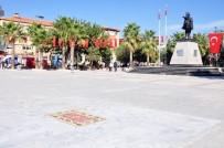 Milas'ın Meşhur Halıları Meydanlarda