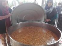 KARAKAMıŞ - Osmaniye'de Aşure Etkinliği