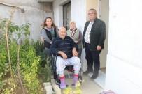 GÖKHAN KARAÇOBAN - Tekerlekli Sandalye İle Hayatı Değişti