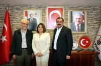YARI BAŞKANLIK - Turizmci İçkale'ye AK Parti rozeti