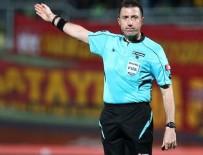 TOLGA ÖZKALFA - UEFA'dan Hüseyin Göçek'e görev