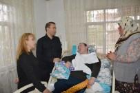 FELÇLİ HASTALAR - Umut'a Refleksoloji Tedavisi
