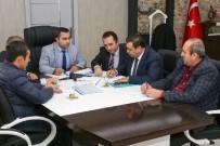 AÇIK ARTTIRMA - Yahyalı'da Taşınmaz Satış İhalesi Yapıldı