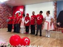 CUMHURIYET BAYRAMı - Yeşil Düzce Eğitim Okulu'dan Cumhuriyete Anlamlı Kutlama