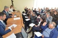 UĞUR POLAT - Yeşilyurt Belediye Meclisi Toplandı