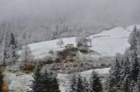 ZIGANA - Zigana Dağı Ve Geçidi Beyaza Büründü
