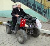 MEHMET YıLMAZ - 107 Yaşında ATV İle Gençlere Taş Çıkartıyor