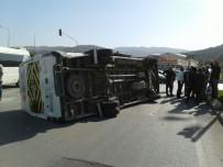 YÜKSEK ATEŞ - 112 Ekibi Kaza Yaptı Açıklaması 6 Yaralı