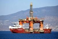 BASEL - 92 Metrelik, 17 Bin Grostonluk Dev Gemi Özel Yöntemle Türkiye'de