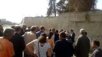 AHMET KAYA - Akdeniz Belediyesi Eş Başkanları Mahalle Ziyaretlerini Sürdürüyor