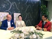 KEÇİÖREN BELEDİYESİ - Akşam Ankara Temsilcisi Pazarcı'nın Nikahını Başkan Ak Kıydı