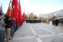 CAHIT ZARIFOĞLU - Atatürk Beyşehir'de Ölümünün 78. Yıldönümünde Anıldı