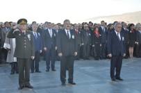 AZIZ KOCAOĞLU - Atatürk İzmir'de Anıldı