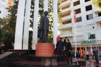 NAZMI GÜNLÜ - Atatürk Ölüm Yıldönümünde Manavgat'ta Anıldı