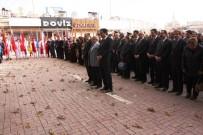 İL BAŞKANLARI - Atatürk, Ölümünün 78. Yıldönümünde Kırşehir'de Anıldı