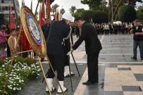 HASAN TANRıSEVEN - Atatürk Ölümünün 78. Yılında Alanya'da Anıldı