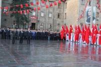 ŞEHMUS GÜNAYDıN - Atatürk Ölümünün 78. Yılında Isparta'da Anıldı