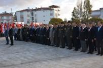 LOKMAN HEKIM - Atatürk Ölümünün 78. Yılında Korkuteli'de Anıldı