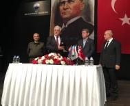 HASAN AKGÜN - Azerbaycan Atatürk Merkezi Genel Müdürü Nizami Caferov, Büyükçekmece'de Atatürk'ü Anlattı