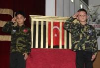 HACI İBRAHİM TÜRKOĞLU - Bafra'da 10 Kasım