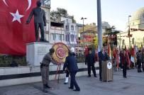 SÜLEYMAN ÖZDEMIR - Bandırma'da 10 Kasım Atatürk'ü Anma Töreni Düzenlendi