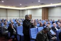 NUSRET DIRIM - Bartın'da Muhtarlara 'Muhtar Bilgi Sistemi' Eğitimi Verildi