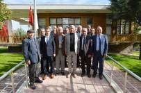 UĞUR POLAT - Başkan Polat Yakınca Mahallesini Ziyaret Etti