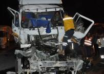 MEHMET ÇIFTÇI - Bozüyük'te Feci Kaza, 1 Ölü 2 Yaralı