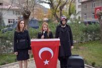 MÜZİK ÖĞRETMENİ - Çatak'ta 10 Kasım Atatürk'ü Anma Programı