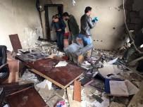 Derik'te Kaymakamlık Konutuna Saldırı Açıklaması Kaymakam Yaralandı