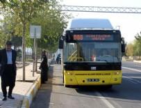 ÜCRETSİZ ULAŞIM - Diyarbakır'da vatandaşlara ücretsiz ulaşım hizmeti