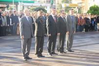 GARNIZON KOMUTANLıĞı - Edremit'te 10 Kasım Atatürk'ü Anma Töreni