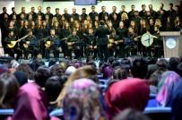 İLYAS ÇAPOĞLU - Erzincan'da Atatürk'ün Sevdiği Türküler Seslendirildi