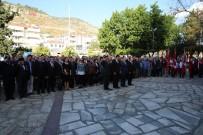 ASKERLİK ŞUBESİ - Finike'de Atatürk Özlemle Anıldı