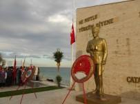 Gazi Atatürk, Ölümünün 78. Yılında Çatalzeytin'de Anıldı