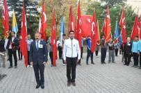 MURAT ZADELEROĞLU - Gölbaşı İlçesinde Atatürk'ün Ölüm Yıl Dönümünde Tören Düzenlendi