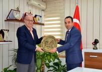 MODERATÖR - Haldun Domaç'tan İl Müdürü Yıldız'a Ziyaret