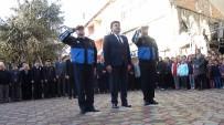 KIZILAY MEYDANI - Havran'da 10 Kasım Atatürk'ü Anma Töreni