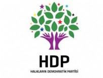 HDP - HDP'li 6 vekil için flaş karar