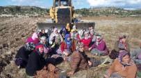 KADIR ŞAHIN - İhsaniye'de Köylülerden 'Çeşme Eylemi'