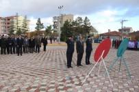 ENVER ÖZDERİN - İnönü'de 10 Kasım Töreni