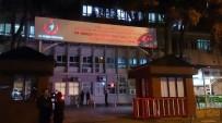 ÇOCUK HASTANESİ - İzmir'deki iki hastanede yemekten zehirlendiği iddia edilen 85 kişi tedavi altında