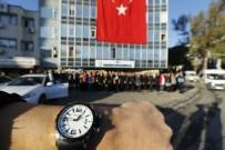 MURAT SEFA DEMİRYÜREK - İzmir'in İlçeleri Ulu Önder Atatürk'ü Andı