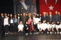 ABDURRAHMAN TOPRAK - Kahta'da 10 Kasım Atatürk'ü Anma Programı Düzenlendi