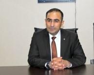 DEVİR TESLİM - Karaman Kamu Hastaneler Birliği Genel Sekreteri Arslan Görevine Başladı