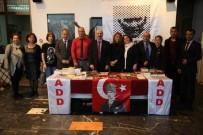 KARTAL BELEDİYE BAŞKANI - Kartal'da '10 Kasım Ata'ya Saygı' Sergisi Açıldı