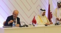 TEŞVİK SİSTEMİ - Katar Ve Türkiye Arasında Karma Ekonomik Komisyon Protokolü İmzalandı