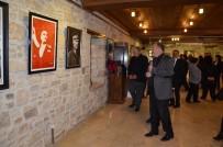 RESSAM - Kuşadası'nda 'Atatürk' Sergisi Açıldı