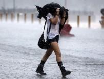 ÇANAKKALE BOĞAZı - Meteoroloji uyardı